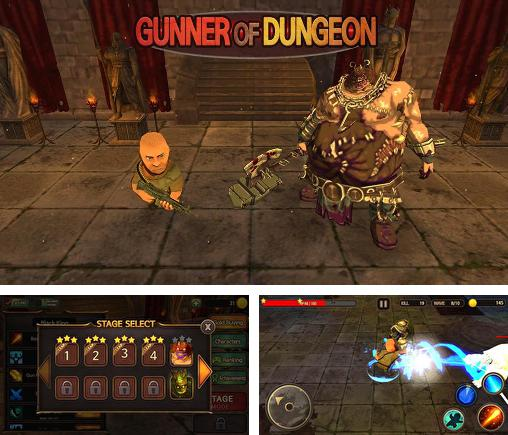 Gunner of dungeon