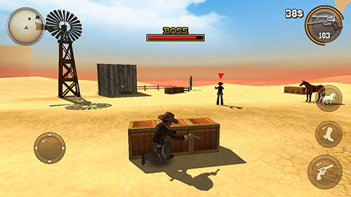 Guns and spurs screenshot 1