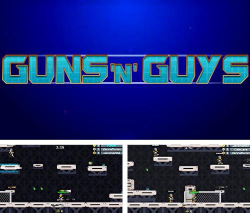 Guns 'n' guys: Pvp multiplayer action shooter