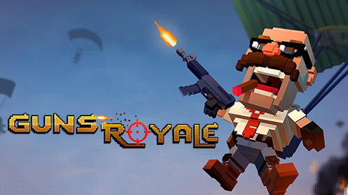 Guns royale: Multiplayer blocky battle royale