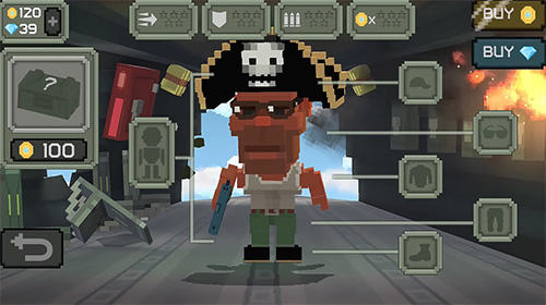 Descargar Guns Royale Multiplayer Blocky Battle Royale Para Android