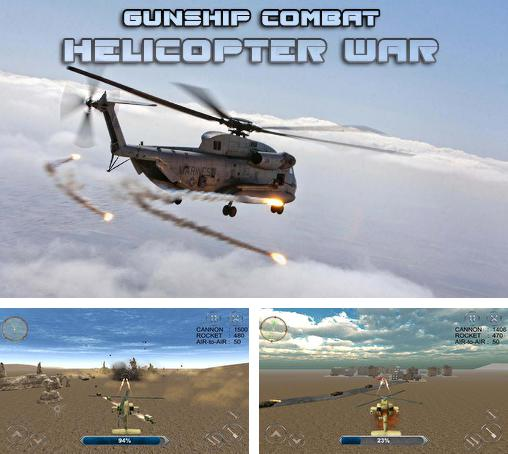 Gunship combat: Helicopter war