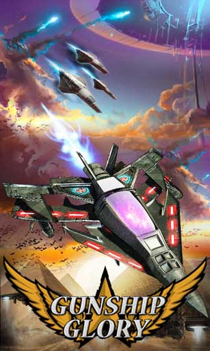 Gunship glory: Battle on Earth poster