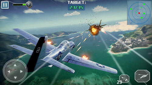 玩安卓版Gunship war: Total battle。免费下载游戏。