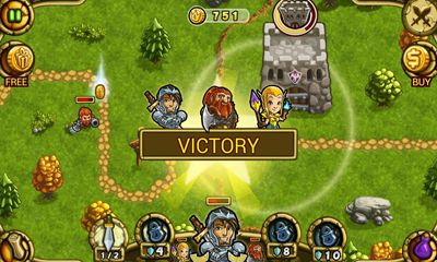 Screenshots von Guns'n'Glory Heroes Premium für Android-Tablet, Smartphone.