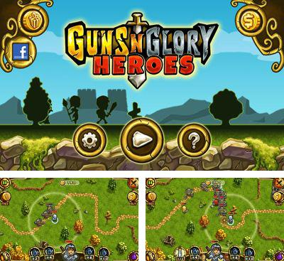 In addition to the game Guns'n'Glory Heroes Premium for Android, you can download other free Android games for Wexler .TAB A100.