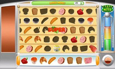 Download Gourmania Android free game.