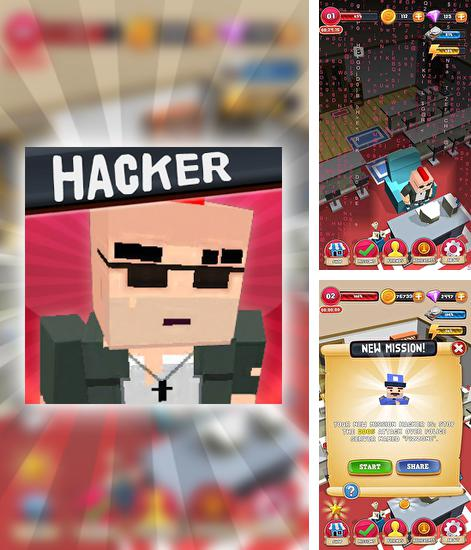 In addition to the game Hacker for Android, you can download other free Android games for Digma Linx A400.