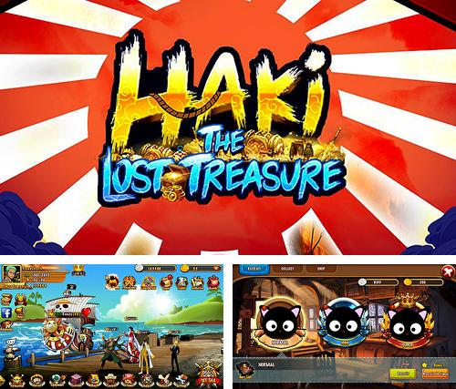 Haki: The lost treasure