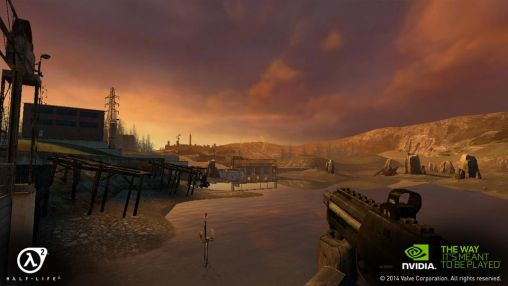 Half-life 2 screenshot 1