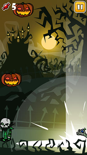 Halloween dodge screenshot 2