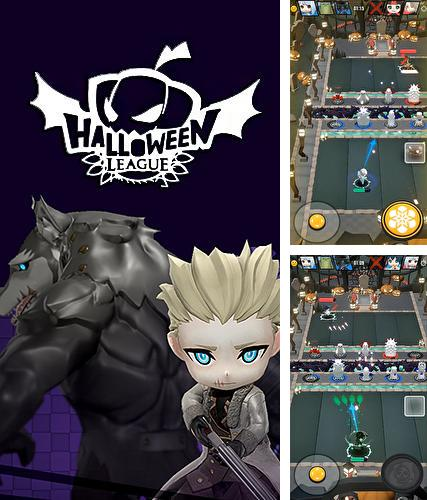 Halloween league