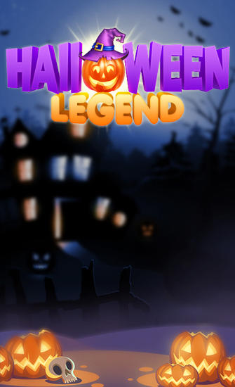 Halloween legend обложка
