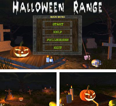 In addition to the game Twist Pilot for Android phones and tablets, you can also download Halloween Range for free.