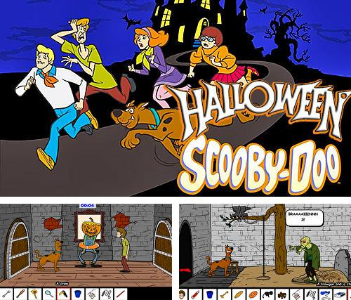 Halloween Scooby saw game