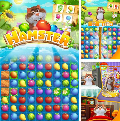 In addition to the game Starside: Celebrity resort for Android phones and tablets, you can also download Hamster: Match 3 game for free.