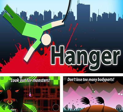 In addition to the game Microwarriors for Android phones and tablets, you can also download Hanger for free.