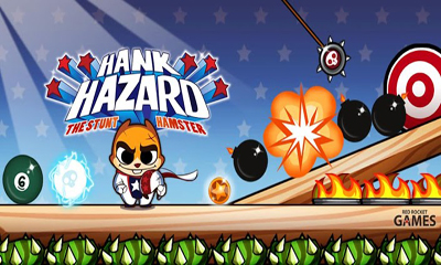 Hank Hazard. The Stunt Hamster poster