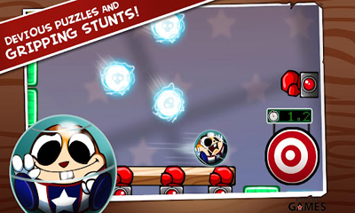 Hank Hazard. The Stunt Hamster screenshot 2