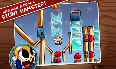 Hank Hazard. The Stunt Hamster screenshot 3