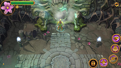 Screenshots von Hanuman vs Mahiravana für Android-Tablet, Smartphone.