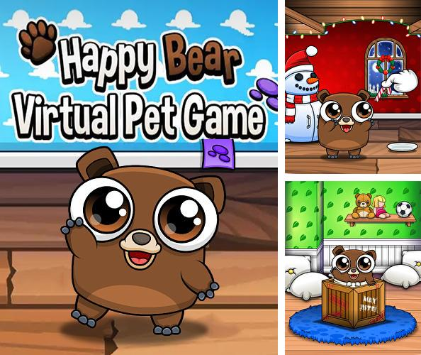 Кроме игры Grumpy cat's worst game ever скачайте бесплатно Happy bear: Virtual pet game для Android телефона или планшета.