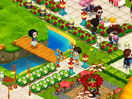 Happy cafe screenshot 2