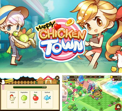 Happy chicken town