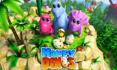 Happy Dinos poster