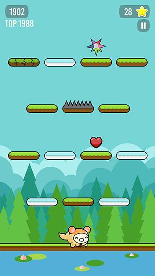Descargar Happy Hop Kawaii Jump Para Android Gratis El Juego