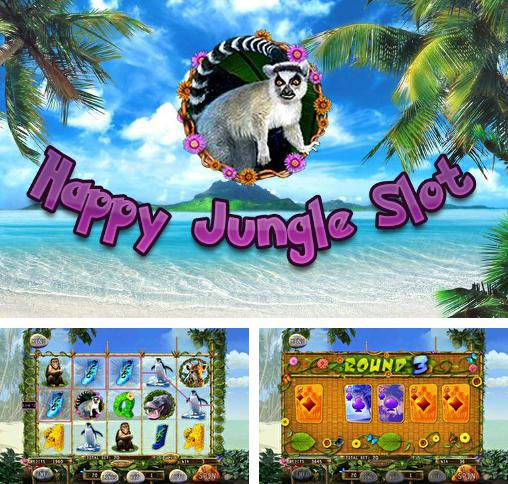 Happy jungle: Slot