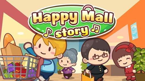 Happy mall story: Shopping sim poster