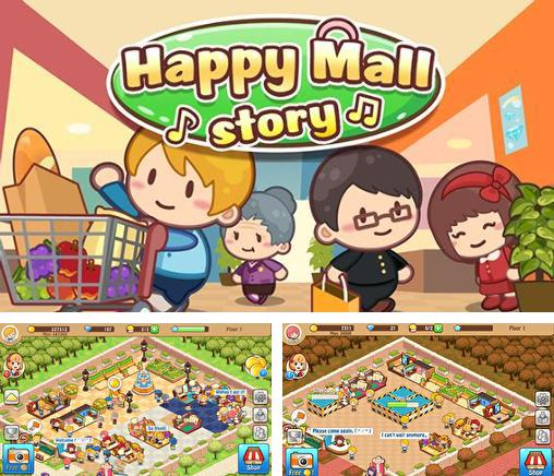 In addition to the game Nightclub Story for Android phones and tablets, you can also download Happy mall story: Shopping sim for free.