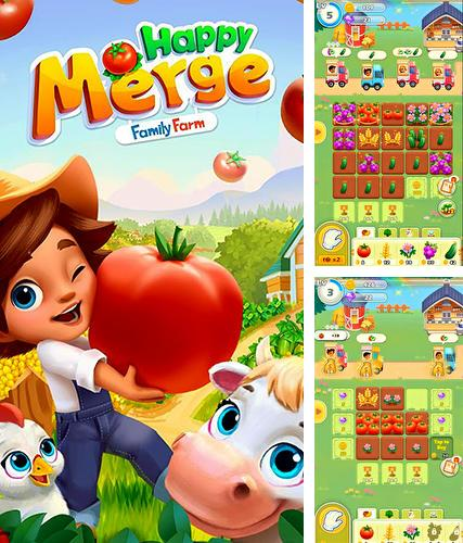 Happy merge: Dream farm