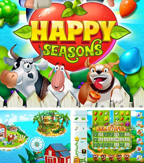 Happy seasons: Match and farm
