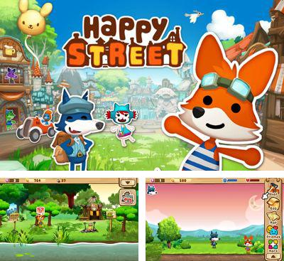 In addition to the game Lame Castle HD for Android phones and tablets, you can also download Happy Street for free.