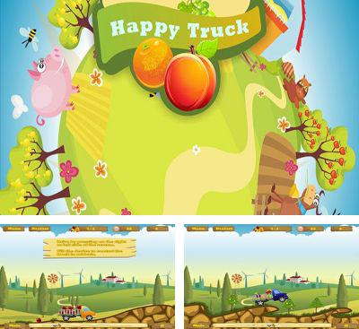 In addition to the game Aliens Goo for Android phones and tablets, you can also download Happy Truck for free.