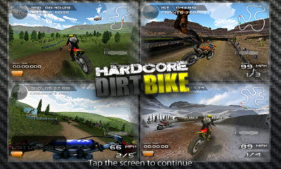 Hardcore Dirt Bike