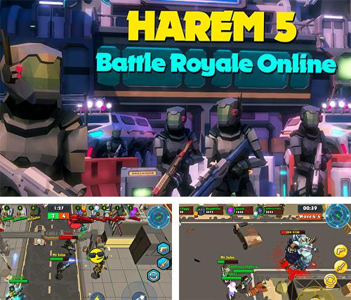 Harem 5: Battle royale online