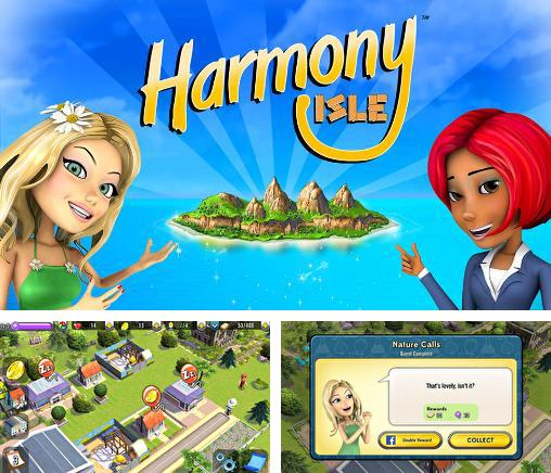 In addition to the game Little commander 2: Clash of powers for Android phones and tablets, you can also download Harmony isle for free.