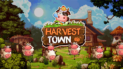 Harvest town poster