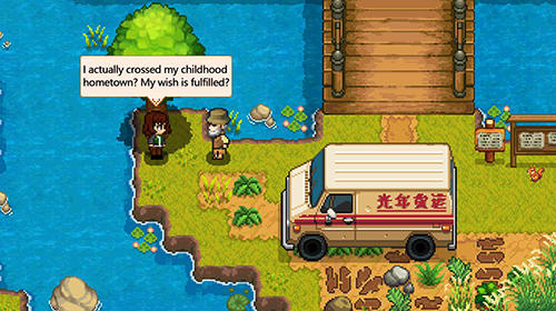 Harvest town screenshot 2