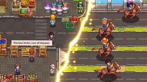 Harvest town screenshot 4
