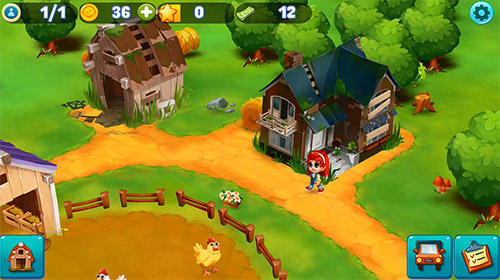 Screenshots von Harvest valley für Android-Tablet, Smartphone.