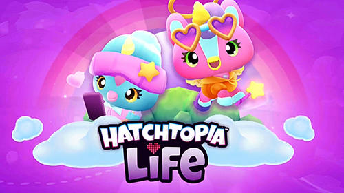 Hatchimals hatchtopia life poster