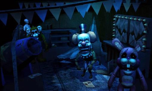 Haunted circus 3D screenshot 2