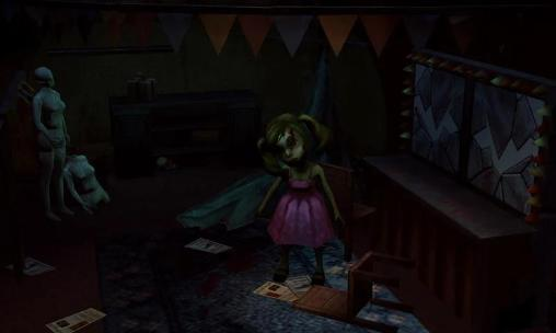 Haunted circus 3D screenshot 3