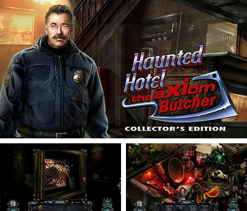 Haunted hotel: The Axiom butcher. Collector's edition