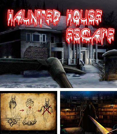 In addition to the game Forgotten journey 2: Gatekeeper for Android phones and tablets, you can also download Haunted house escape for free.