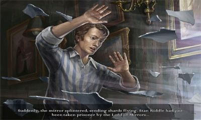 Kostenloses Android-Game Haunted Manor: Der Herr der Spiegel. Vollversion der Android-apk-App Hirschjäger: Die Haunted Manor: Lord of Mirrors für Tablets und Telefone.